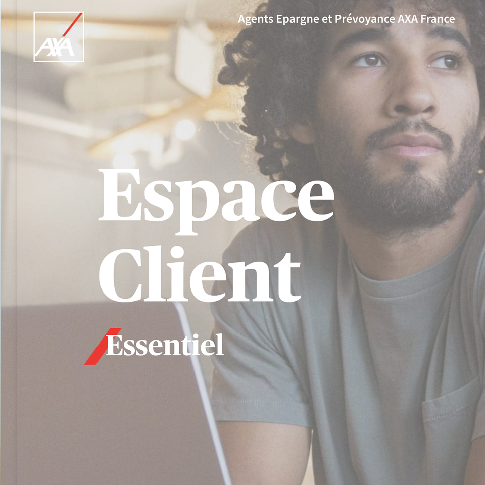 espace client axa