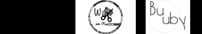 logos lundis paradis, les ateliers de clothilde, buuby